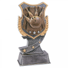 Bowling Shield Resin Award Bowling Awards