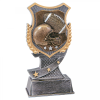 Football Shield Resin Award Football Awards