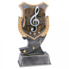 Music Shield Resin Award Music Awards