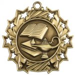 Knowledge Ten Star Series Medal Academic Awards