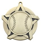 Baseball Super Star Series Medal Baseball Awards