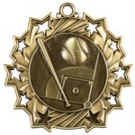 Baseball Ten Star Series Medal Baseball Awards
