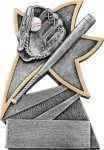 Baseball Jazz Star Resin Award Baseball Awards