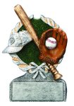 Baseball Centurion Resin Award Baseball Awards