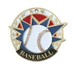 Baseball USA Sport Medal Baseball Awards