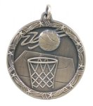 Basketball Shooting Series Medal Basketball Awards
