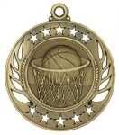 Basketball Galaxy Series Medal Basketball Awards