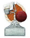 Basketball Centurion Resin Award Basketball Awards