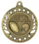 Football Galaxy Series Medal Football Awards