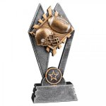 Football Sun Ray Resin Award  Football Awards