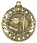 Volleyball Galaxy Series Medal Galaxy Series