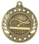 Tennis Galaxy Series Medal Galaxy Series