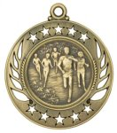 Cross Country Galaxy Series Medal Galaxy Series