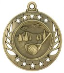 Golf Galaxy Series Medal Galaxy Series