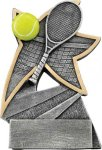 Tennis Jazz Star Resin Award Jazz Star Resin