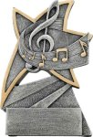 Music Jazz Star Resin Award Jazz Star Resin