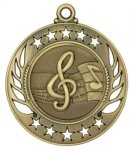 Music Galaxy Series Medal Music Awards