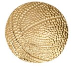 Basketball Chenille Pin Pins