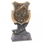 Cheer Shield Resin Award Sheild Resin