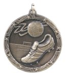 Soccer Shooting Series Medal Shooting Star Series