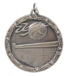 Volleyball Shooting Series Medal Shooting Star Series