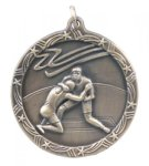 Wrestling Shooting Series Medal Shooting Star Series