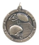Football Shooting Series Medal Shooting Star Series
