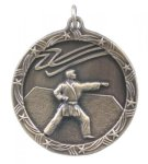 Karate Shooting Series Medal Shooting Star Series