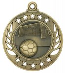 Soccer Galaxy Series Medal Soccer Awards