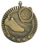 Track Star Series Medal Star Series