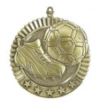 Soccer Star Series Medal Star Series