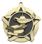 Knowledge Super Star Series Medal Super Star Series