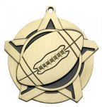 Football Super Star Series Medal Super Star Series