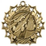 Pinewood Derby Ten Star Series Medal Ten Star Series
