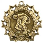 Wrestling Ten Star Series Medal Ten Star Series