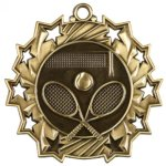Tennis Ten Star Series Medal Ten Star Series