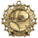 Football Ten Star Series Medal Ten Star Series