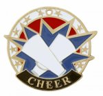 Cheer USA Sport Medal USA Sport Series