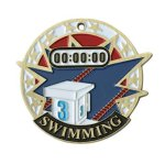 Swimming USA Sport Medal USA Sport Series