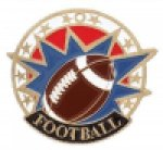 Football USA Sport Medal USA Sport Series