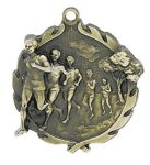 Cross Country, Male Wreath Series Medal Wreath Series