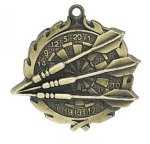 Dart Wreath Series Medal Wreath Series