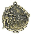Cross Country, Female Wreath Series Medal Wreath Series