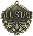 All Star Wreath Series Medal Wreath Series