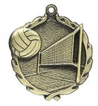 Volleyball Wreath Series Medal Wreath Series