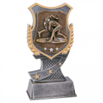 Wrestling Shield Resin Award Wrestling Awards